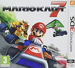 Mario Kart 7 (Nintendo 3DS) (B004JHY3ZI) | Amazon Products