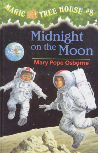Midnight on the Moon (Magic Tree House) by Mary Pope Osborne (2009-04-09)