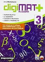 Digimat +. Aritmetica-Geometria-Quaderno competenze. Con espansione online. Per la Scuola media. Con CD-ROM: 3
