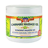 Palacio Massage Gel 5% Cannabis Oil, 600 ml