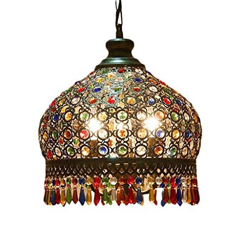 lustre-rond-lampe-de-verre-rtro-clairage-de-fer-lampe-de-chambre-crative-lampe-de-lumire-amricaine-d