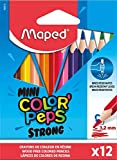 Maped Color Strong Mini Color`Peps-12 Colores