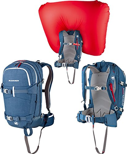 Mammut Ride On Removable Airbag 22L whale-white