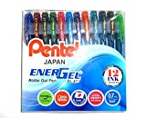 Best Pentel Ink Pens - Pentel Energel BL417 0.7mm Metal Tip Roller Gel Review