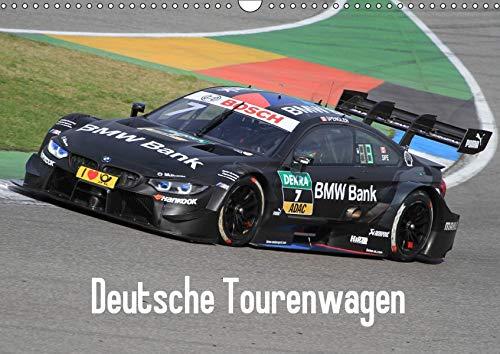Deutsche Tourenwagen (Wandkalender 2019 DIN A3 quer): Fotos aus der DTM 2018 (Monatskalender, 14 Seiten ) por Thomas Morper