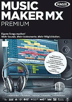MAGIX Music Maker MX Premium
