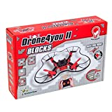 Science4you-Drone4you II-Blocks para Niños +8 Años, (+ +30)