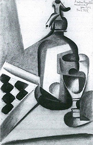 Das Museum Outlet-Still Life With Siphon by Juan Gris-A3Poster -