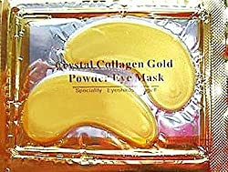 20 Pairs Collagen Eye Mask Anti Wrinkle Bags Aging Crystal Eye Patch Patch Pad Moisturizer by Desire