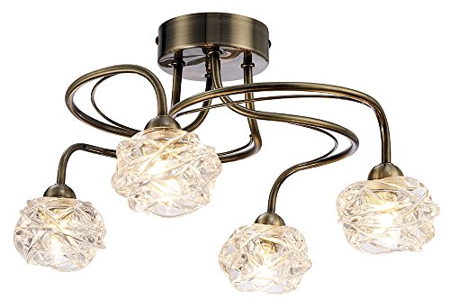 modern-ceiling-lighting-fitting-in-antique-brass-with-transparent-glass-heads-by-haysom-interiors