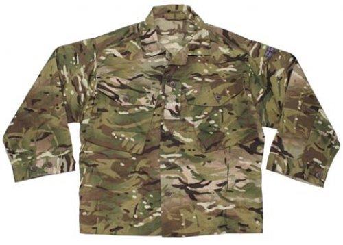 Brit. Feldjacke, Combat, TROPEN, MTP tarn, neuw. Größe: 170/88