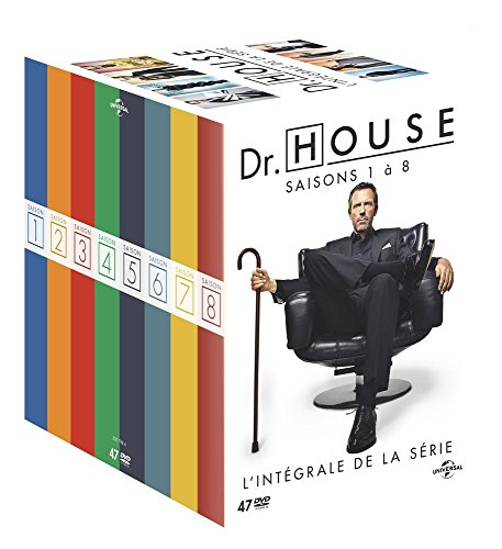 Dr. House - L'intégrale de la série (Câble USB n'est pas inclus)