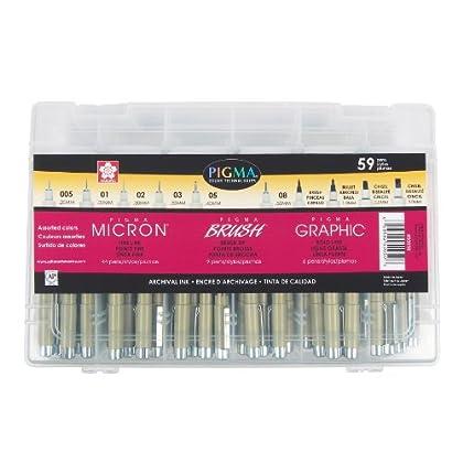 SAKURA Pigma Pens Gift Set 59/Pkg