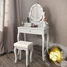 suchergebnis auf f r schminktisch spiegel. Black Bedroom Furniture Sets. Home Design Ideas