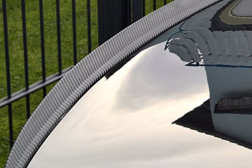 Car-Tuning24 54441361 NEU EOS Cabrio Coupe 2005-16 tuning spoiler CARBON look heckspoiler SLIM lippe