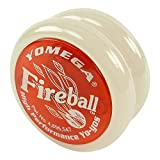 Yomega Fireball Leucht Yoyo - Kinder Spielzeug Profi Trick Jojo Transaxle Fireball Rot