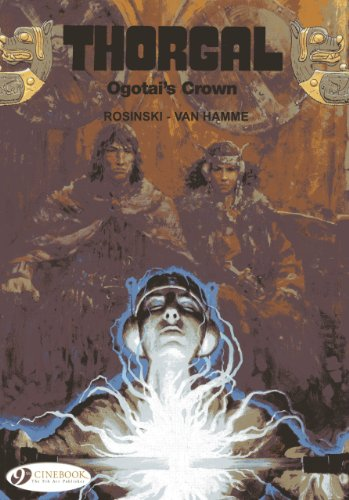 Thorgal - tome 13 Ogotai's Crown (13)