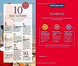 Baedeker Reiseführer Florenz: mit praktischer Karte EASY ZIP - Bettina Dürr