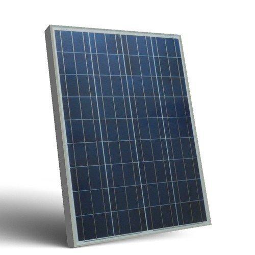 Placa Solar Fotovoltaico 80Wen silicio policristalino, ideal para abastecer a campistas, barcos, cabañas, casas de campo, sistemas de videovigilancia, puentes de radio, etc.  Características generales:  12V -Sin conexión a la redLos paneles Off Gr...