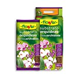 Flower 80017 Substrato Orquídeas 5L, Marrón, 24x4.5x39 cm