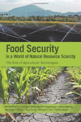 Food Security in a World of Natural Resource Scarcity: The Role of Agricultural Technologies by Mark W. Rosegrant (2014-02-12)