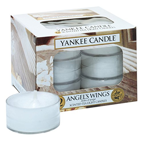 CLASSIC TEA LIGHTS ANGEL WINGS (Wings Angel)