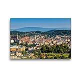 Calvendo Vista de la Torre del Emperador en Hirschberg y el Entorno, 45x30 cm