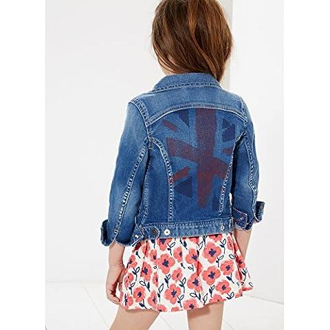 Pepe Jeans, Cazadora Vaquera, Modelo Girls Edition Jacket, Niña