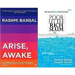 Arise Awake Book By Rashmi Bansal