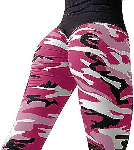 DEELIN Leggings Damen Yoga Fitness Drucken Damenmode Training Leggings Fitness Sport Gym Running Yoga Sporthose