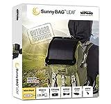 SunnyBAG Leaf Outdoor-Solarladegerät schwarz - 5