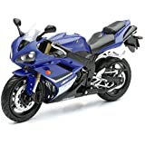 1/12 Yamaha '08 YZF-R1 by NewRay (English Manual)