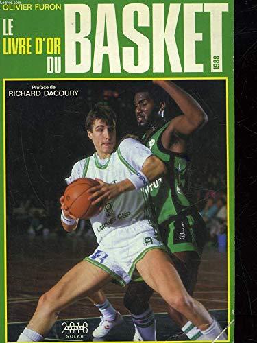 Le livre d'or du basket. 1988