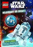LEGO Star Wars Heldenhaft im Einsatz: mit LEGO Minifigur R2D2