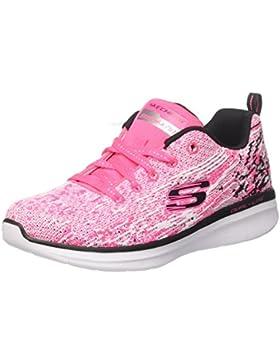 Skechers Synergy 2.0-High Spirits, Zapatillas Para Niñas