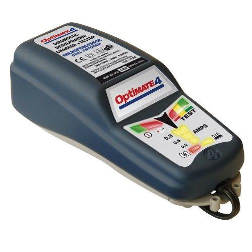 Optimate Cargador de batería 4de Dual SAE