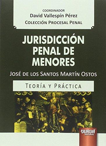Jurisdicción penal de menores. Teoría y práctica por David Vallespín Pérez (Coord.)