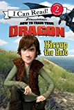 How to Train Your Dragon: Hiccup the Hero (I Can Read Media Tie-Ins - Level 1-2)