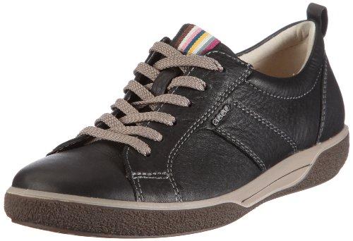 Ecco ECCO Chase 231003 - Zapatos Casual de Cuero para Mujer, Color Negro, Talla 39