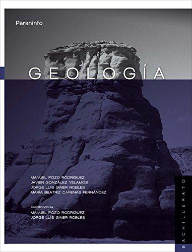 Geología. 2º Bachillerato LOMCE por MARIA BEATRIZ CARENAS FERNANDEZ