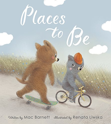 Places to Be por Mac Barnett