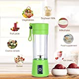 HomeFast Electric Juicer Blender & Juicer Cup (380 ML)