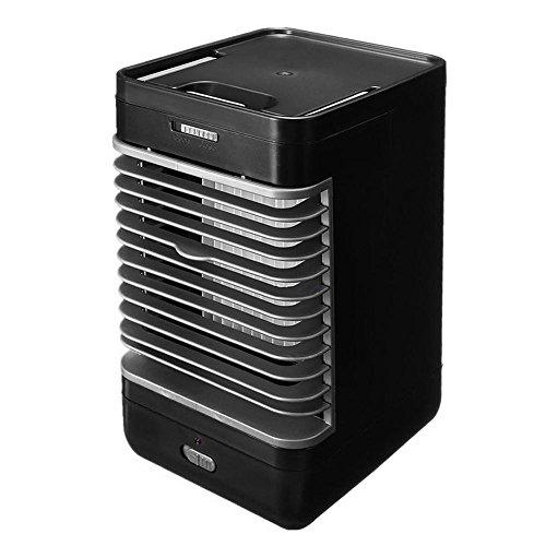 YHe Mini-Klimaanlage für Zuhause, Büro, Schreibtisch, Kühlgerät, Luftbefeuchter, Lufterfrischer von YanHeMingKeJi