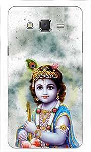 krishna Designer Printed Back Case Cover for Samsung Galaxy J7 (2015)