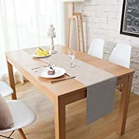 amazon co uk beige table runners kitchen linen home kitchen