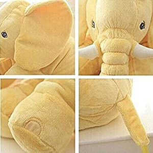 Elephant Pillow(Baby Toys)/Baby Pillow/Elephant Stuffed Plush Pillow Sleeping Cushion Pillow Kids Comfort Toy by Pusheng