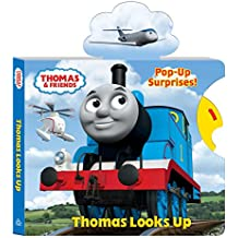 Thomas Looks Up (Thomas & Friends (Board Books))