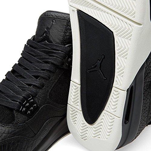 Grigio Air Nike Uomo Retrò vela Premio nero Nero Scarpe Jordan Nero Sportive 4 6TdxzZd