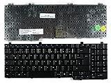 Keyboards4Laptops Alienware Area-51 M9700/9700 Noir Layout Allemande Clavier pour ordinateur portable (PC) de remplacement