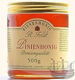 Pinien Honig, Kiefernwald vom Mittelmeer, dunkel, mild würzig, 500g